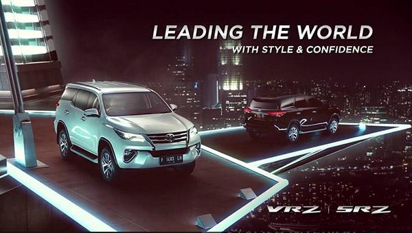 Toyota All New Fortuner Raja Mobil SUV Paling Laris Selama 2016