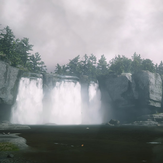 Waterfall 1 Wallpaper Engine