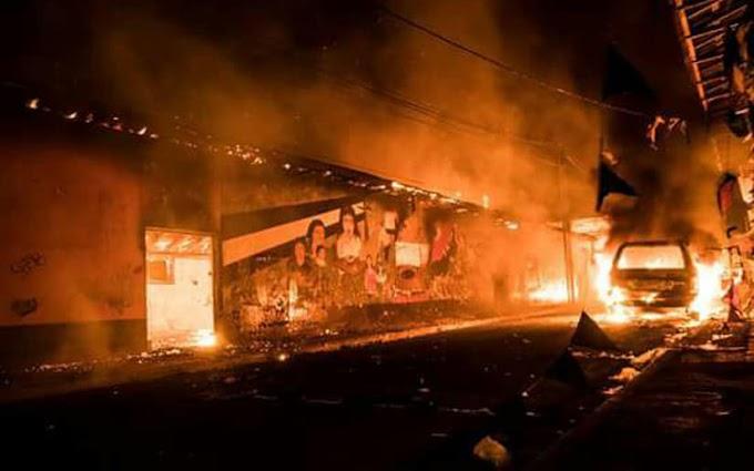 Nicaragua; A 1 año de la violencia Golpista en Jinotepe