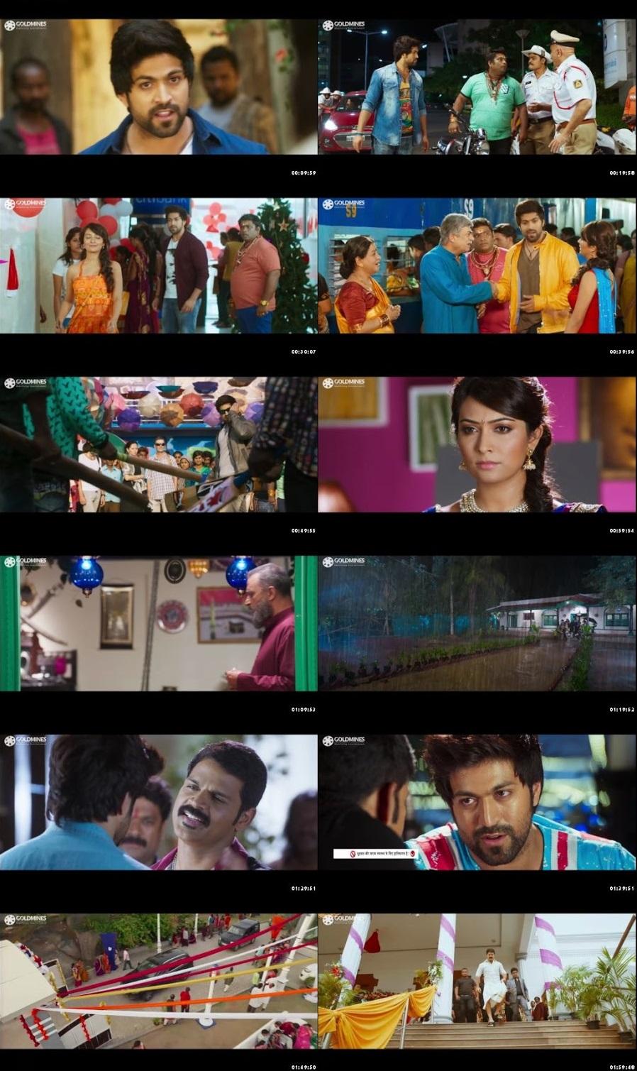Santhu Straight Forward 2016 Full Movie {Hindi Dubbed ...