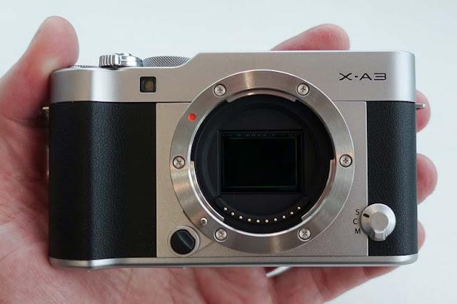 Máy ảnh fujifilm XA3 được bán với giá 12.999.000 VNĐ - 149872