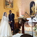Check out photos of Singer Dr Sid's wife, Simi Esiri's sister, Titi Osomo's wedding in France...