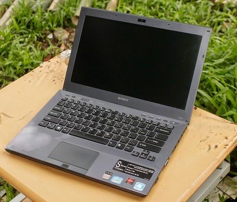jual Sony Vaio VPCSB38GG core i7 bekas