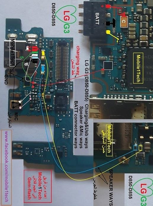 Lg G3 D855 Full Schematic
