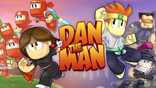 Dan The Man v1.2.4 Apk+Data Mod [Unlimited Money] Full Terbaru 2018