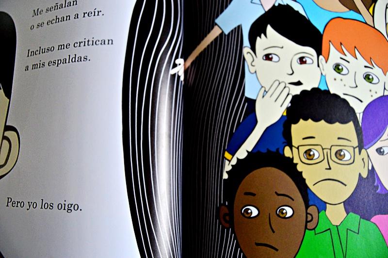 hoy leemos wonder diversidad biblioteca album ilustrado
