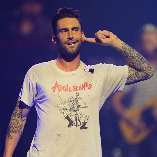 VJBrendan.com: Happy 40th Birthday To Adam Levine