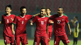 Timnas Indonesia U-19 vs Kamboja