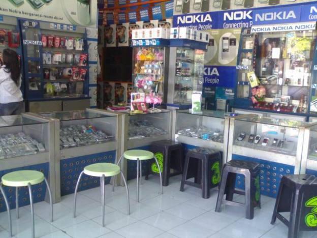 Kios Pulsa Warung Mangga Kota Jakarta Timur Daerah Khusus Ibukota Jakarta