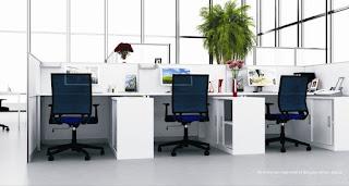 Thiết kế văn phòng chuyên nghiệp truyền năng lượng, cảm hứng cho nhân viên
