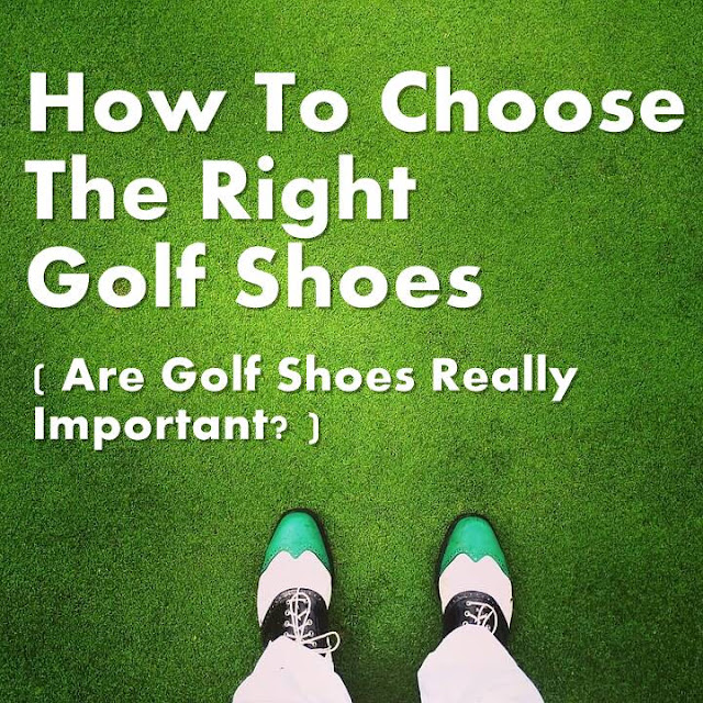 Are Golf Shoes Really Necessary? How To Choose The Right Golf Shoes?
