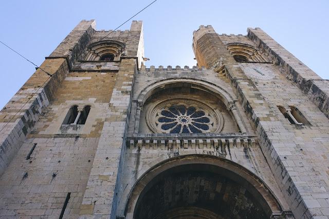 リスボン大聖堂(Sé de Lisboa)の外観