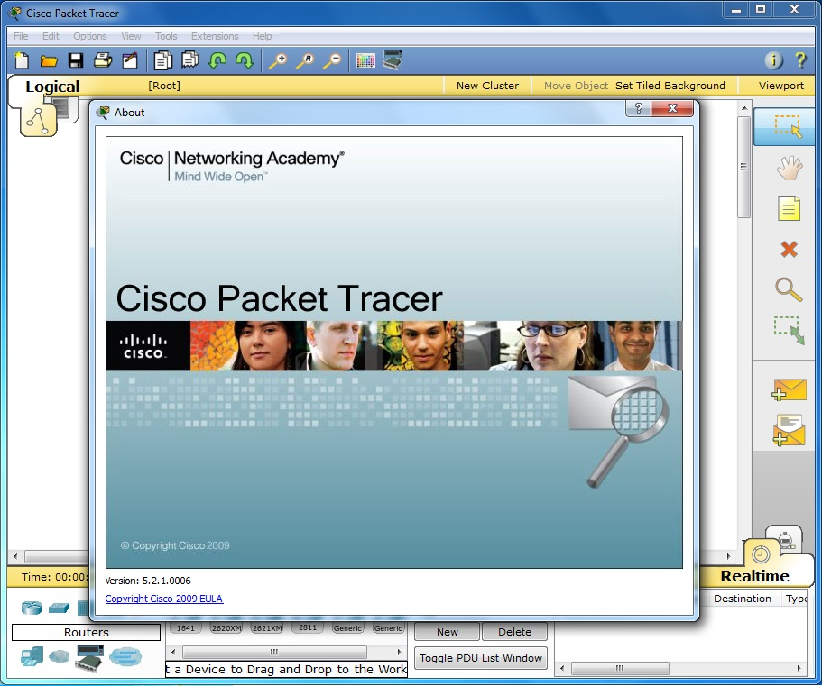 packet tracer for students