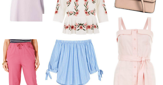 Pastel Wish List | Fashion