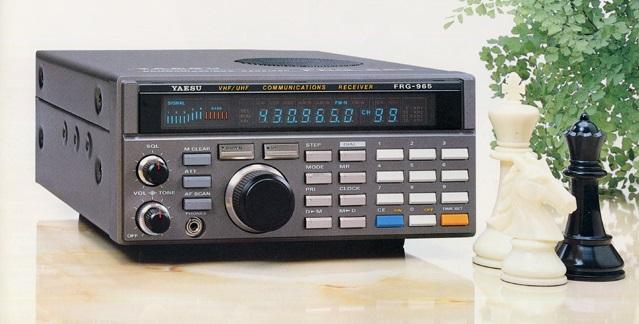Yaesu FRG-965 Receiver
