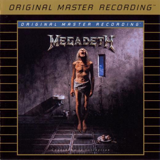 MEGADETH - Countdown To Extinction +4 [Ltd Edition MFSL Gold CD remastered] full