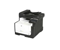 HP LaserJet CM1415fnw Printer Driver Support
