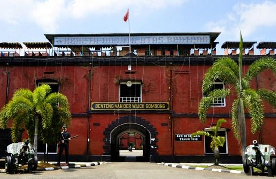 Daya Tarik Objek Wisata Benteng Vander Wijck Di Salatiga Jawa Tengah Ihategreenjello