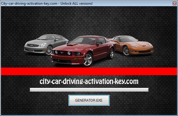 City Car Driving Activation Key Generator 2015 Download City Car