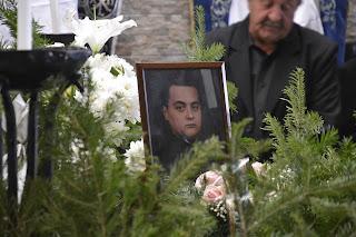 Inmormantarea Tanarului Sorin-Vasile Maris, Cluj-Napoca