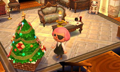 The 24 games of Christmas! Game #4: Animal Crossing: New Leaf ...