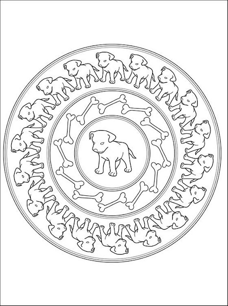 Mandala Coloring Pages History With Cfeecdcc