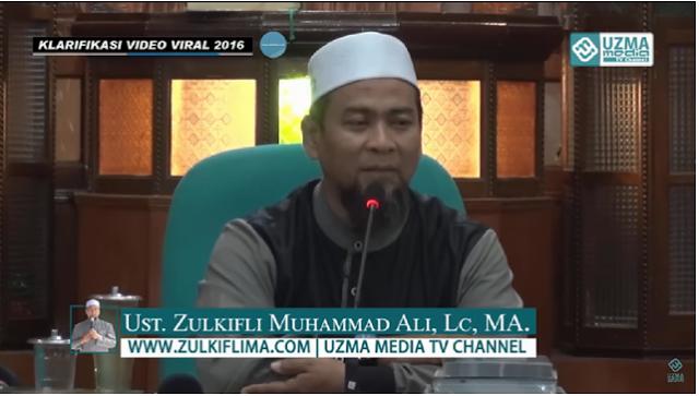 Jadi Tersangka, Ustadz Zulkifli: Banyak yang Terasa Aneh