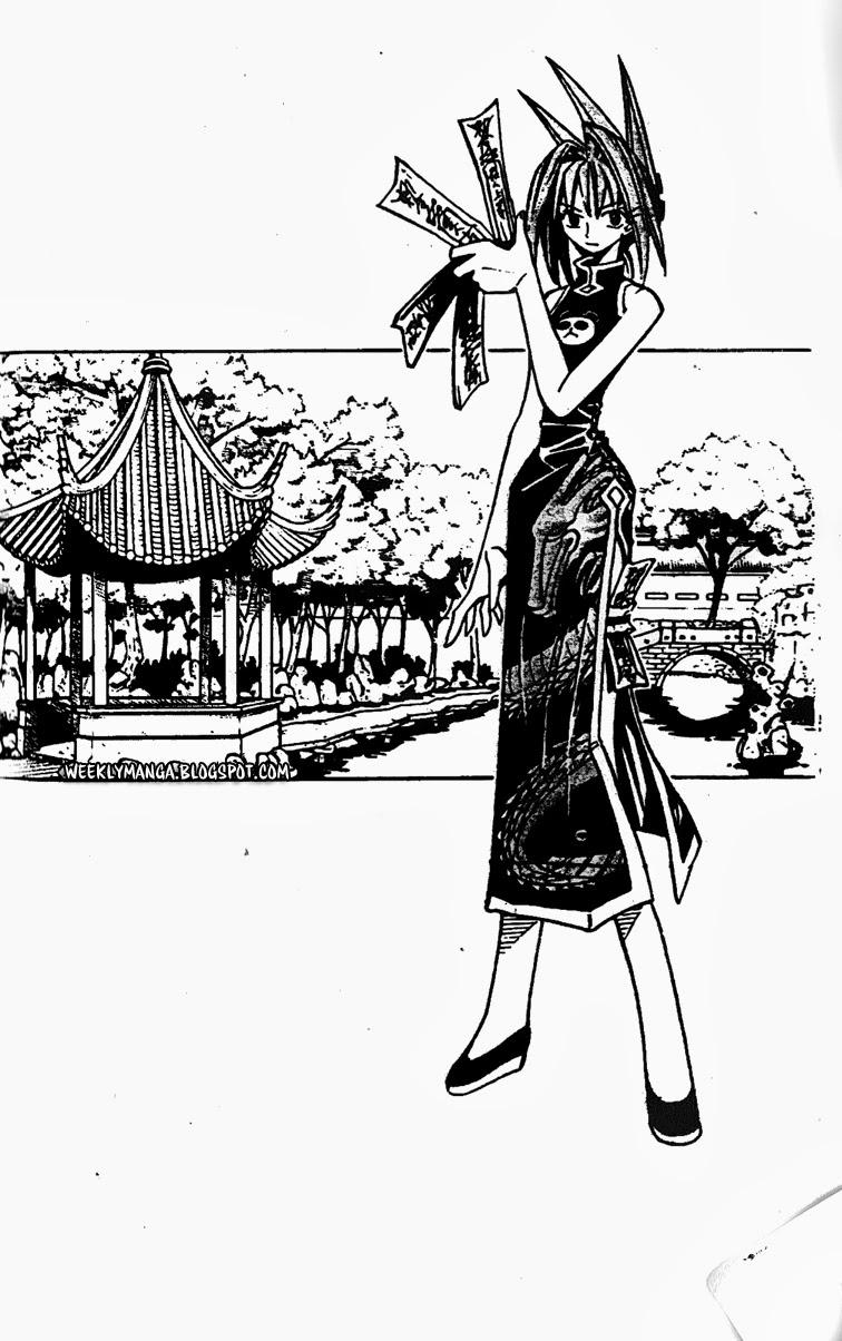Shaman King [Vua pháp thuật] chap 150 trang 3