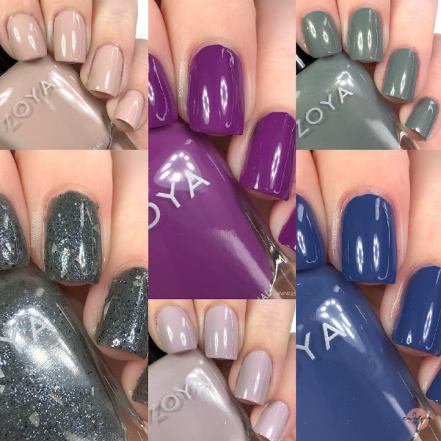 Zoya Innocence Spring 2019 Collection