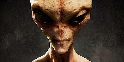 Queda de nave extraterrestre