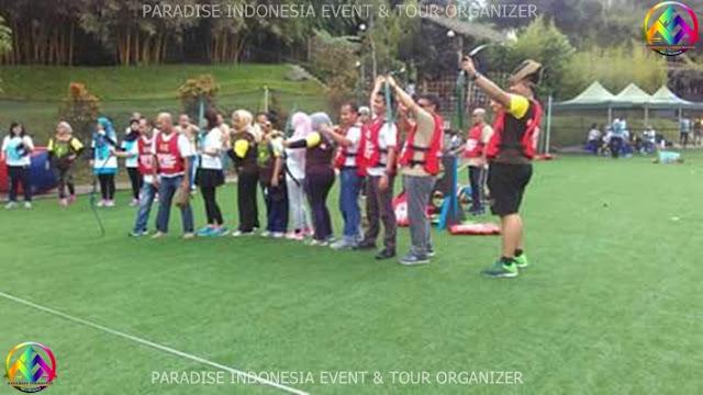 Archery War Battle Permainan Baru di Lembang