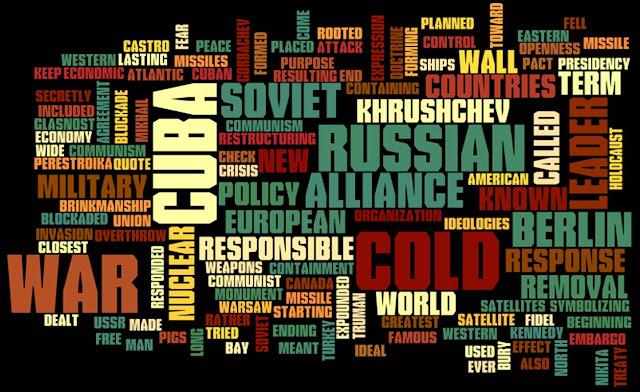 Ccot essay cold war