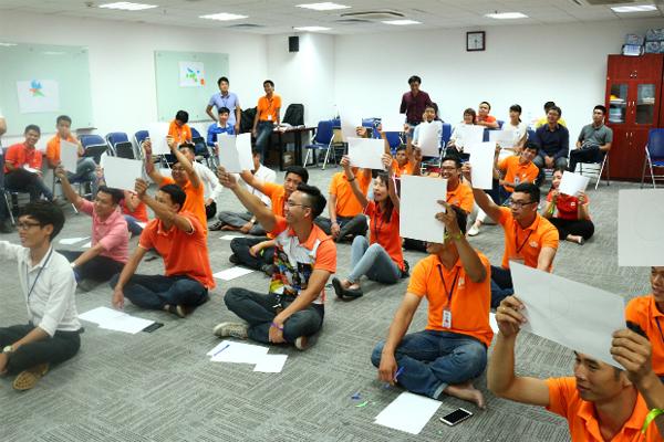 Cuộc Tranh Tài Hùng Biên Của Nhân Viên FPT Telecom Hà Nội 2