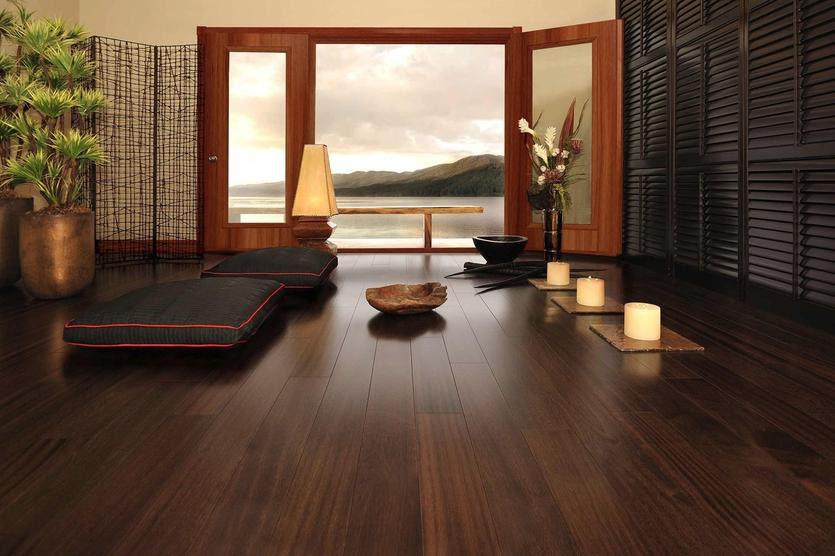Pavimento Scuro Colore Pareti : Consigli darredo: cambiare look alla casa con i colori primavera 2015