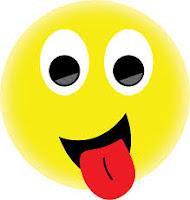 tongues out emoji