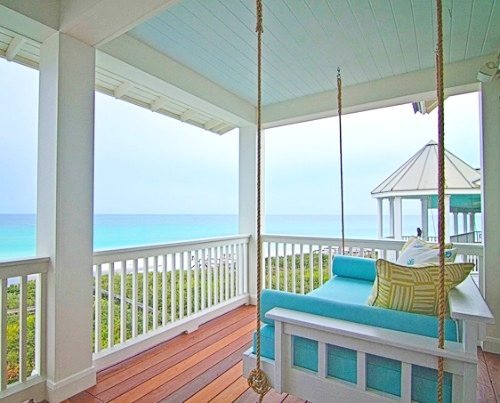 Porch Swing Daybed Ideas