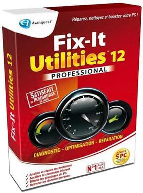 fix it utilities serial number
