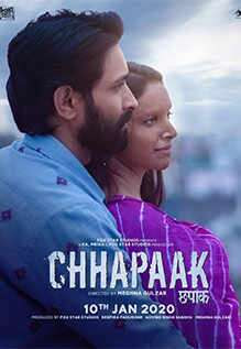 Chhapaak (2020) Hindi Movie 720p DVDScr 1.1GB