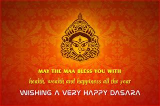durga puja wishes in bengali script