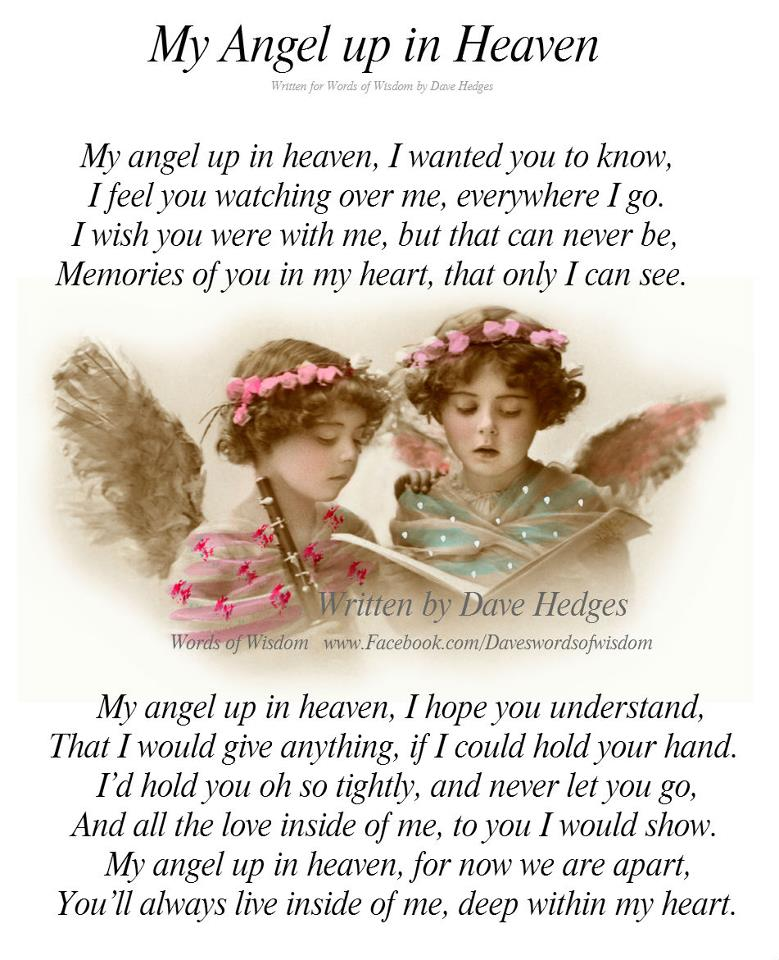 Missing Mother Heaven Poems