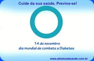 Diabetes - Conscientização e prevenção - Caminhos para lidar com a doença