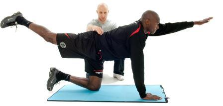 Terapi Dalam Cedera Olahraga