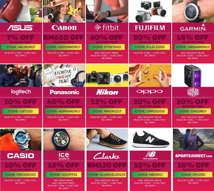 Free Voucher Discount Lazada Online Revolution