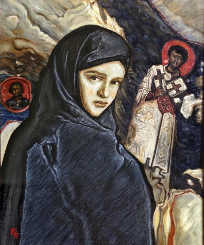 Российский художник. Борис Берестов