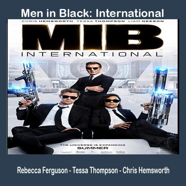 Men In Black International 2019 Film Sinopsis Pemain Trailer