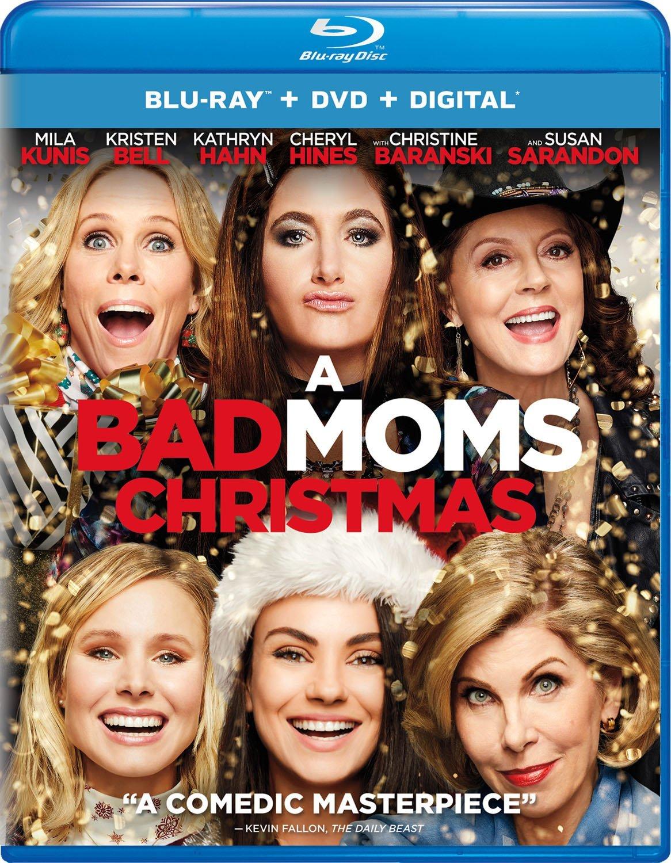 Bad Moms Christmas Kids.A Bad Moms Christmas On Blu Ray