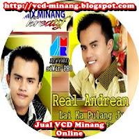 Real Andrean & Deand - Takicuah Di Nan Tarang (Full Album)