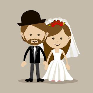 عروسة وعريس
