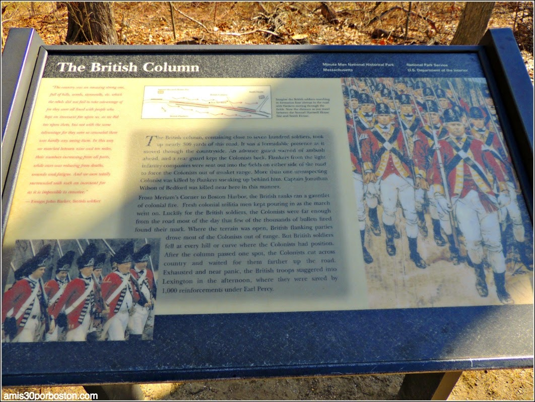 Carteles Informativos Históricos en Lincoln