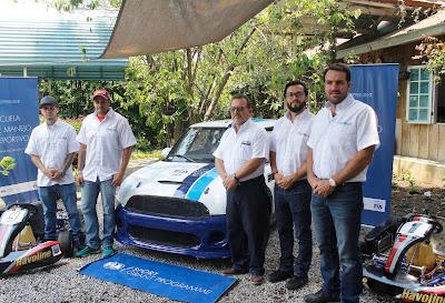 Escuela de Automovilismo Deportivo abre sus puertas